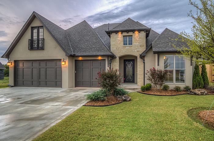 Trinity Creek In Broken Arrow New Tulsa Homes