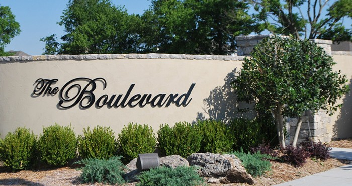 The Boulevard Entry Tulsa